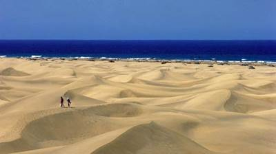 Maspalomas, Gran Canaria, Canary Islands